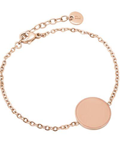 Bracelet SYMPHONY steel rose gold rose