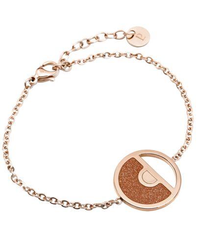Bracelet CRISTAL steel rose gold