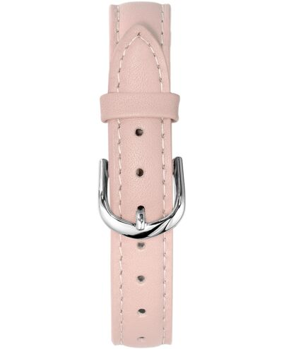 Pink Leather Ladies 14MM Strap