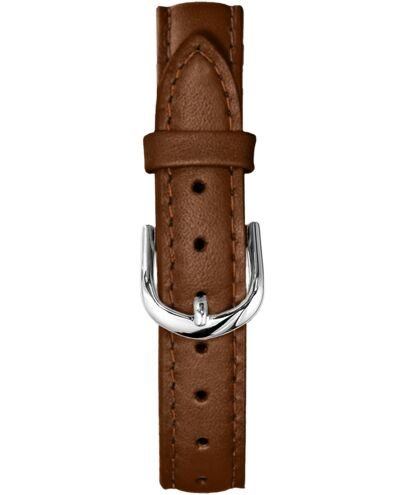 Brown Leather Ladies 14MM Strap