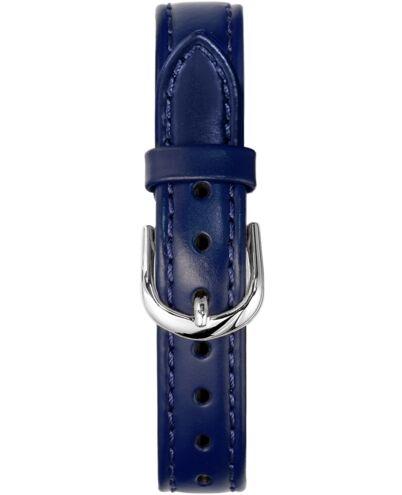 Blue Leather Ladies 14MM Strap