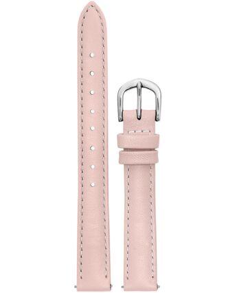 Bracelet Femme Cuir Rose 12 MM
