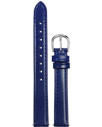 Bracelet Femme Cuir Bleu 12 MM