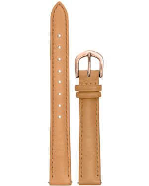 Camel Leather Ladies 12MM Strap