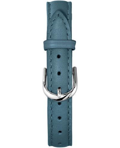 Blue Leather Ladies 12MM Strap