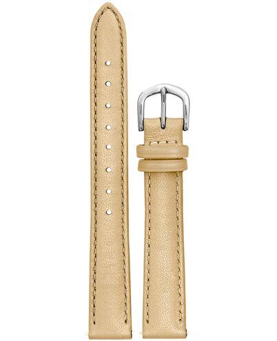 Bracelet Femme Cuir Sable 14 MM