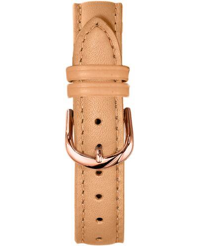 Bracelet Femme Cuir Camel 16 MM