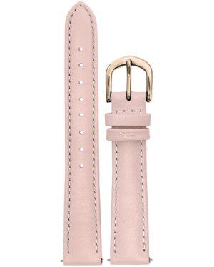 Rose Leather Ladies 16MM Strap