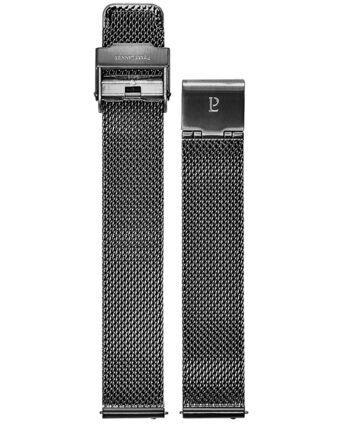 Bracelet Femme Acier Noir 16 MM