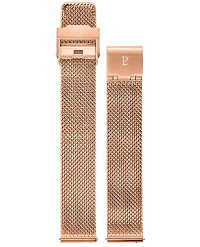 Bracelet Femme Acier Doré rose 16 MM