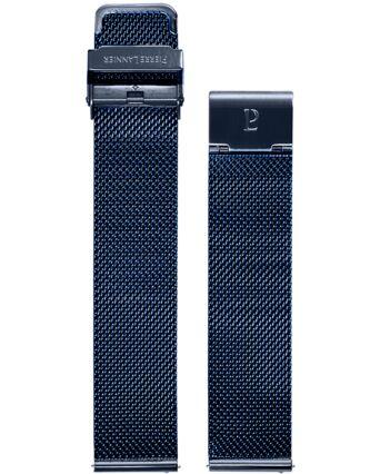 Bracelet Homme Acier Bleu 20 MM