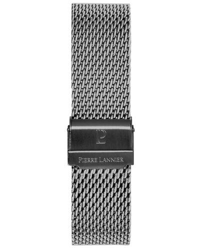 Grey Steel MEN 20MM Strap