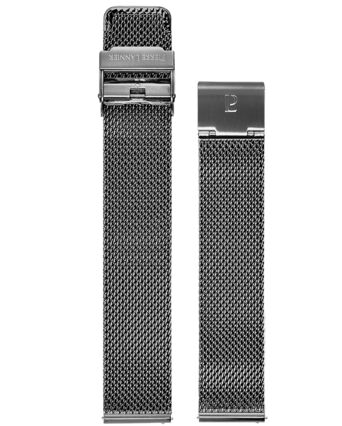 Grey Steel MEN 18MM Strap