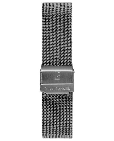 Bracelet Homme Acier Gris 18 MM