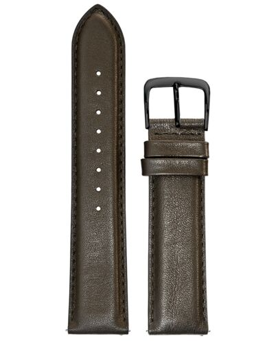 Brown Leather MEN 22MM Strap