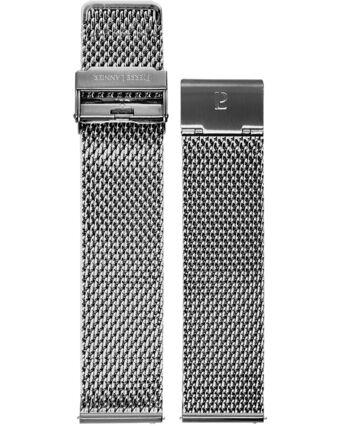 Bracelet Homme Acier Gris 22 MM
