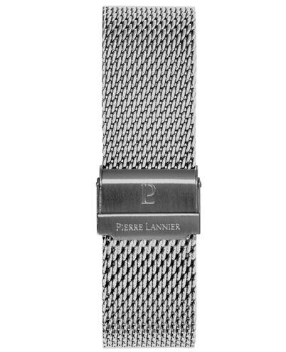 Grey Mesh Steel MEN 22MM Strap