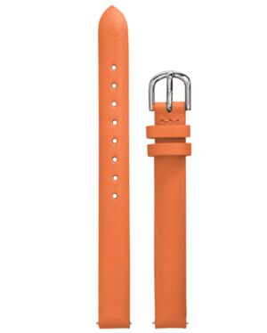 Bracelet Femme Cuir Orange 10 MM