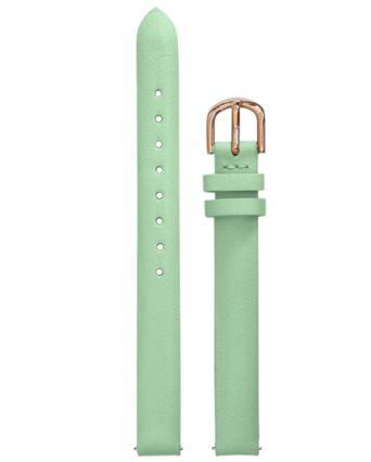Bracelet Femme Cuir Vert 10 MM