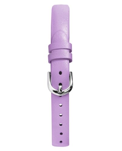 Purple Leather Ladies 10MM Strap