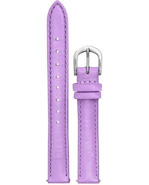 Purple Leather Ladies 12MM Strap