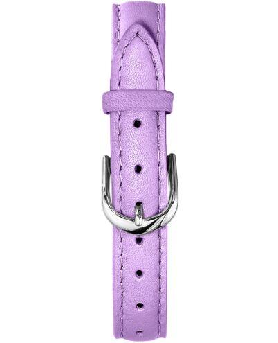 Bracelet Femme Cuir Violet 12 MM