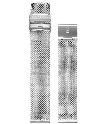 Silver Steel MEN 18MM Strap