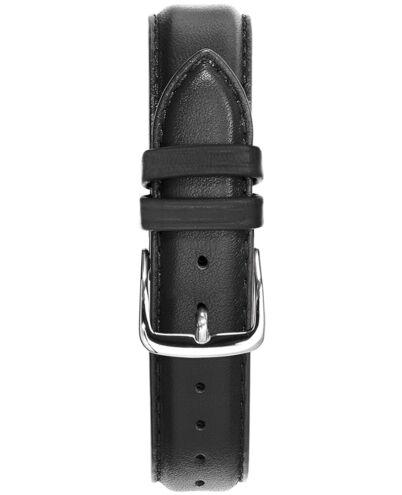 Bracelet Homme Cuir Noir 18 MM