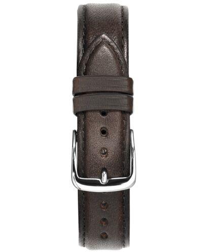 Bracelet Homme Cuir Brun 18 MM