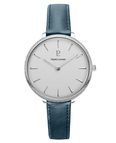 LADIES Qtz Watch - Brass IPS Case - S/S polished Brac - 3 ATM