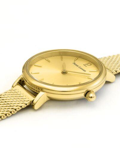 Quartz Ladies Watch NOVA Dial Gold Mesh steel Strap