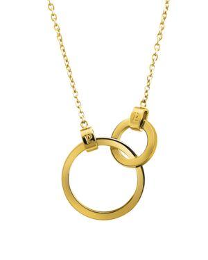Necklace SEDUCTION steel gold