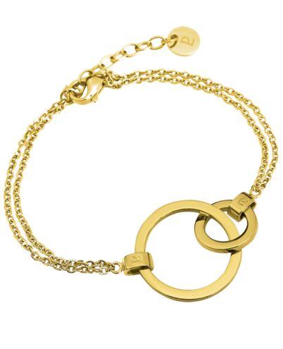 Bracelet SEDUCTION steel gold