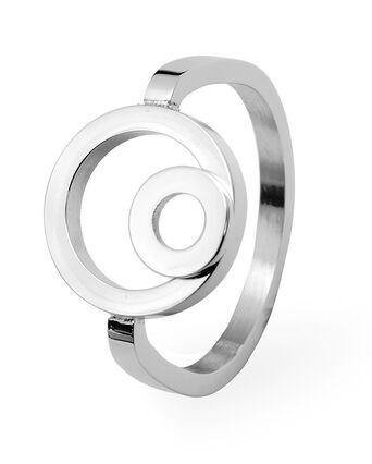 Ring SEDUCTION steel silver 54mm