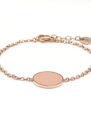 Bracelet Femme SYMPHONY Doré & Rose