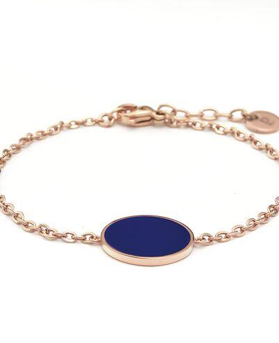 Bracelet Femme SYMPHONY Doré Rose Bleu