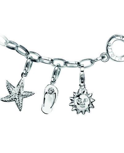 Bracelet Charms Argenté